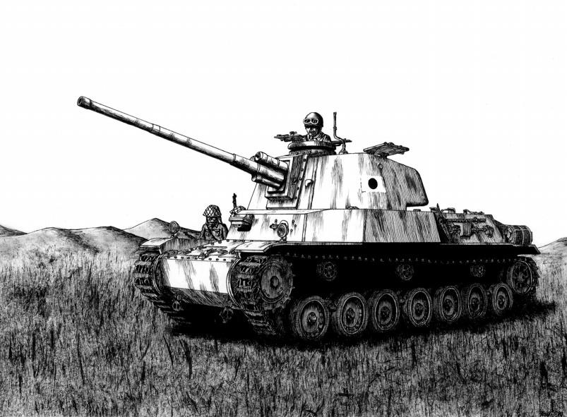 四式中戦車の画像 p1_30